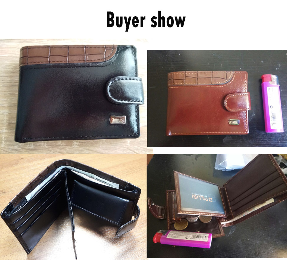 HTB1qCUHah2rK1RkSnhJq6ykdpXa8 - Baellerry Leather Vintage Men Wallets Coin Pocket Hasp Small Wallet Men Purse Card Holder Male Clutch Money Bag Carteira W066
