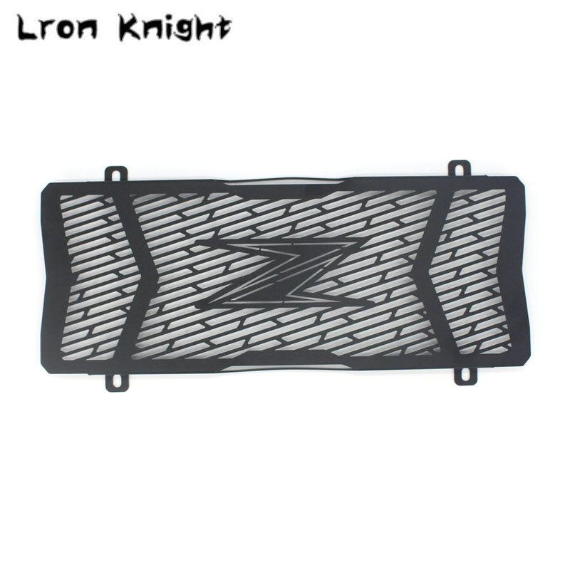 For KAWASAKI Z650 Z 650 2017 2018 2019 Motorcycle Accessories Stainless Steel Radiator Guard Protector Grille
