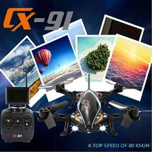 Cheerson CX-91 CX-91A Profession Jumper UAV Helicopter HD Camera Video Racing Drone Aircraft Wifi RC FPV LCD Aircraft Plan Toys