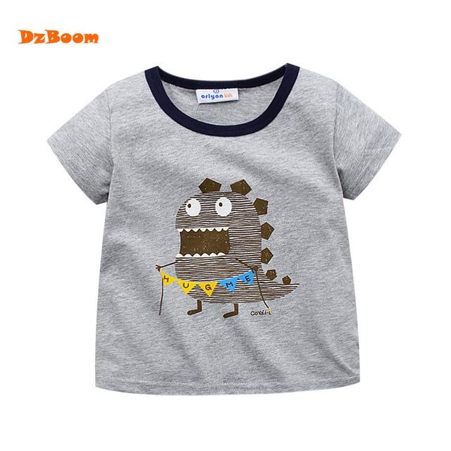 0fb40ca69878 DzBoom Summer Baby Boys T Shirt Cotton Short Sleeve T Shirt Tees For ...