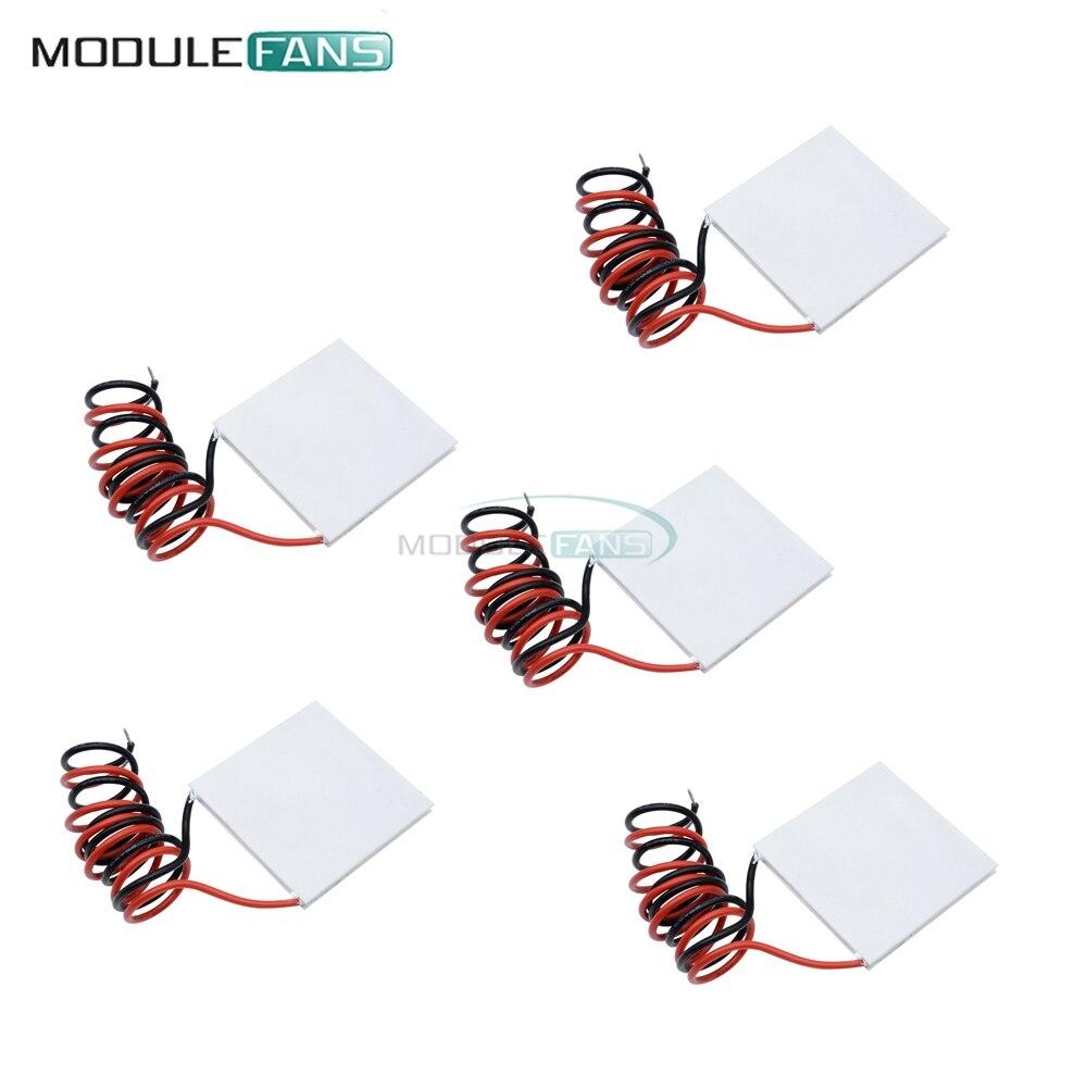 TEC1 SP1848-27145 TEC Thermoelectric Heatsink Cooler Peltier Plate Module