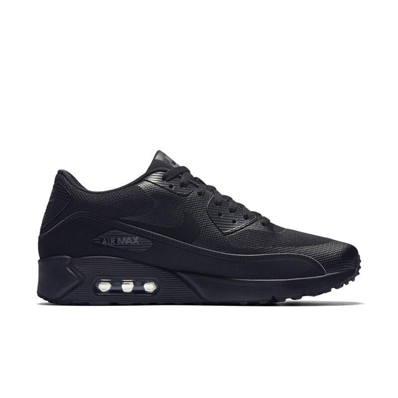 Chaussures de course NIKE AIR MAX 90 authentiques pour hommes baskets en caoutchouc respirant à lacets Nike chaussures hommes confortables 875695 - 3