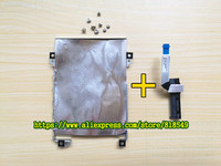 New HDD caddy Fit For Lenovo Y700 Y700 15 Y700 17 Y700 15ISK Hard Drive holder Bracket + Hard Drive HDD Connector Cable