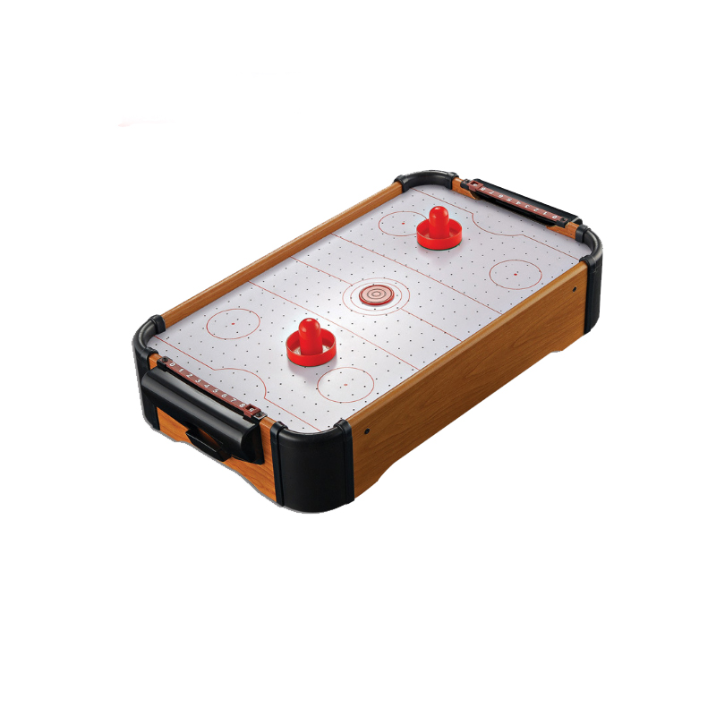 Air Hockey Table Hockey Tables Children Play Sports Equipment With Electrical Air Powered Motor For Real Air Flow For Kids herald fashion genuine leather messenger bag for women tassel shoulder bags casual brand tote bag handbags new design shell bag