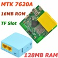 GL. iNet 7620A MTK 300 150mbps Mini WiFi Roteador OPENWRT Roteador Sem Fio Antena interna com 128 MB RAM/16 MB ROM Porta USB U-BOOT
