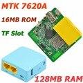 GL. iNet 7620A MTK 300 Mini 150mbps WiFi Router Wireless Router OPENWRT Antena interna con 128 MB RAM/16 MB ROM Puerto USB U-BOOT