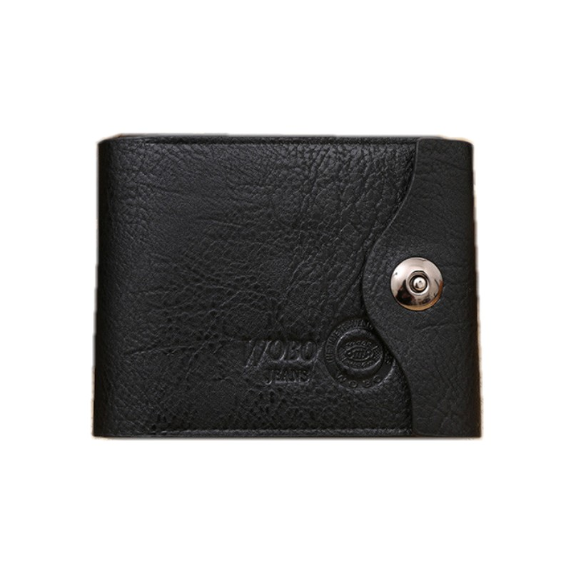 Fashion Mens Wallets Bifold ID Card holders Coin Purse Pocket SIM Card bit Clutch wallet with zipper Wallet With Coin Bag Gift