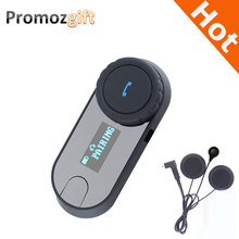 Soft Earphone! TCOM-SC 800M HiFi BT Bluetooth Motorcycle BT Interphone Helmet Bluetooth Intercom for Motorcycle