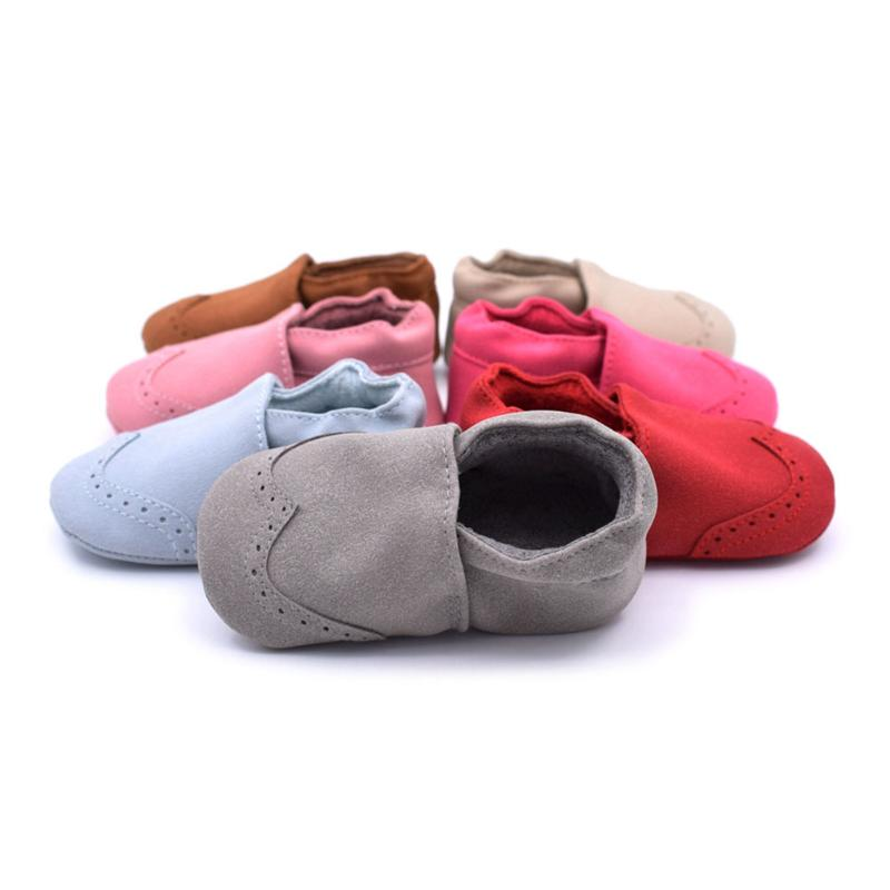 Baby Shoes for Girls Kids Nubuck Baby Moccasins Winter Girl Shoes Boots Soft Footwear Newborns Baby Shoes Sneakers