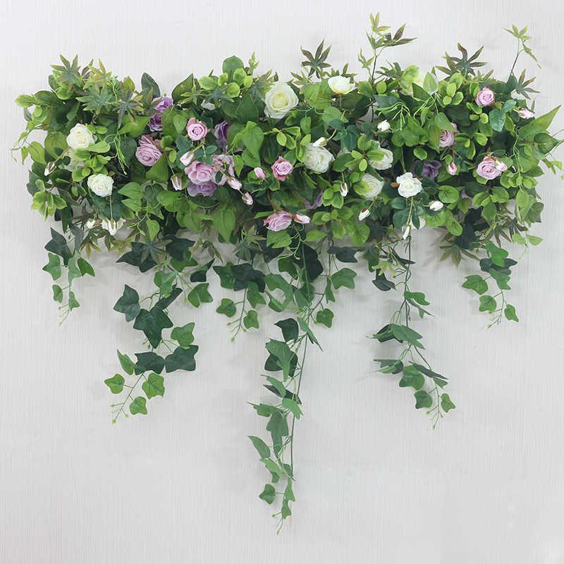 Düğün sahne yapay çiçek top süsler çiçek düğün kemer zemin dekor sahne çiçek sıra duvar masa çiçek düzenleme