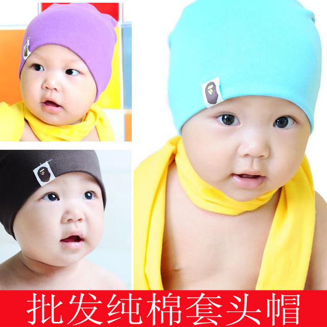 Male 100% cotton baby hat lucas spokesman  s bape pocket hat-in ... dc7030fc24e