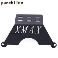 Fit For YAMAHA XMAX250 XMAX 400 XMAX 125 X MAX 250 XMAX 300 2017 2019 Stand Holder Smartphone Mobile Phone GPS Plate Bracket