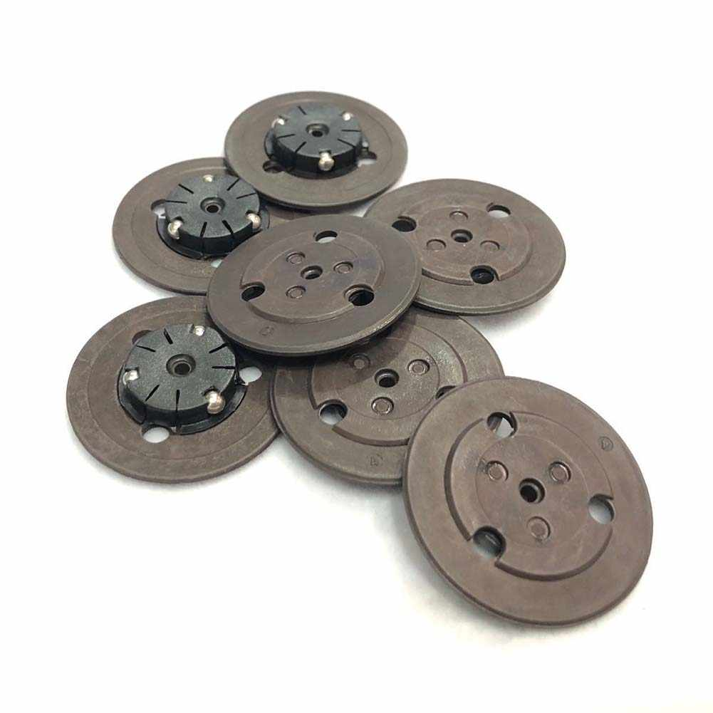 Replacement Part Spindle Hub Turntable Gaming Motor Cap Professional CD Disk Repair Lens Ceramic Practical Accessories For PS1