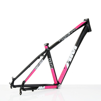 AM WXC Venus Mountain Bike frame Ladies bicycle frame 26inch aluminum frame bicycle accessories