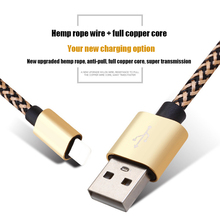 USB Cable Type-C Micro For iPhone Apple Samsung Xiaomi type c cable Charging Mobile Phone Data Cables