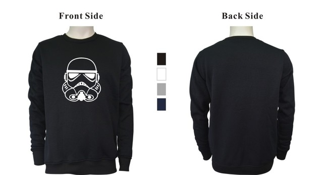 Star Wars Stormtrooper Sweatshirts For Men