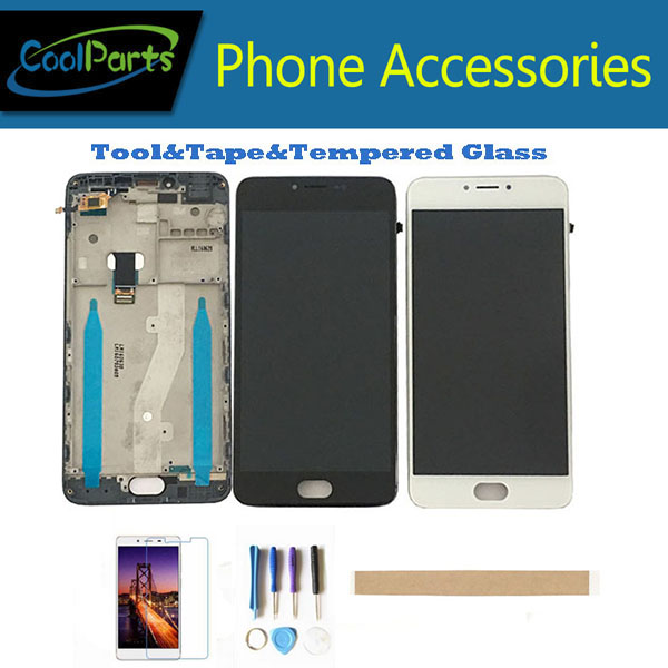 1PC/Lot High Quality For Meizu L681H M681M M681Q M681C M681H Meizu M3 Note LCD Display+Touch Screen Digitizer With Frame+Kits1PC/Lot High Quality For Meizu L681H M681M M681Q M681C M681H Meizu M3 Note LCD Display+Touch Screen Digitizer With Frame+Kits