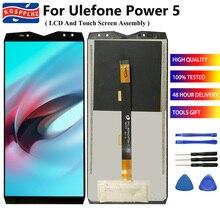 100% Getest Voor Ulefone Power 5 Lcd scherm + Touch Screen Digitizer Vergadering Voor Ulefone Powe 5S Power5 Power5S telefoon Screen