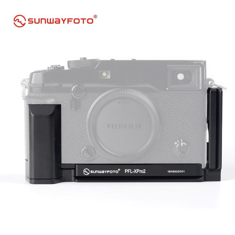 SUNWAYFOTO PFL-XPRO2 Stativkopf-Schnellwechselplatte für Fuji X pro2 - Kamera und Foto - Foto 3