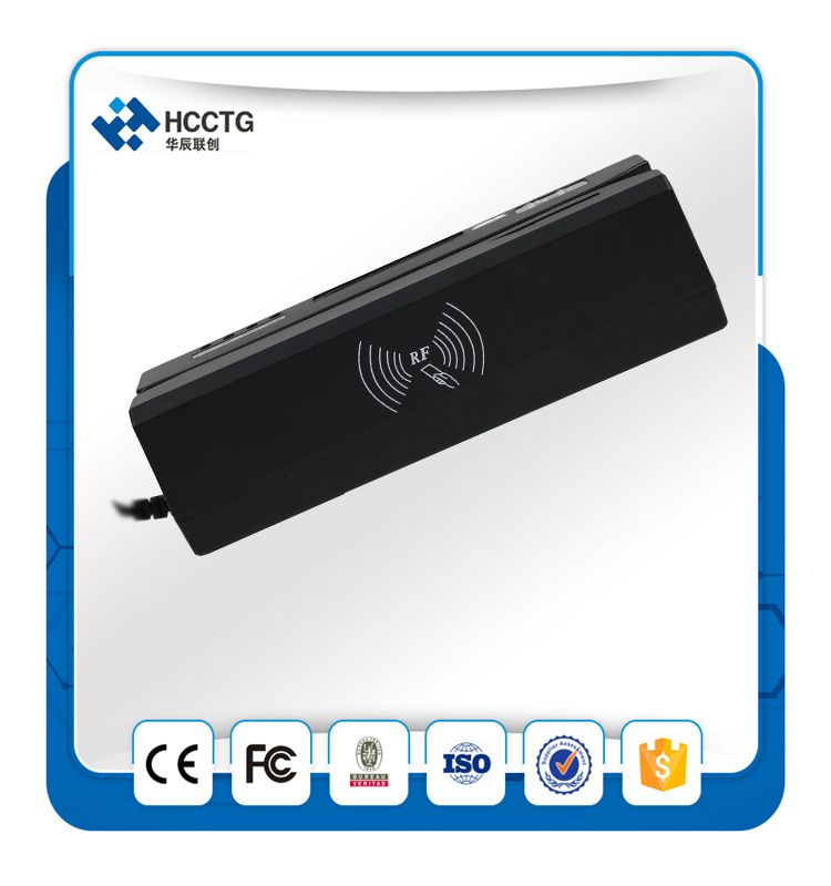 2017 new products cheap magnetic stripe card swipe machine