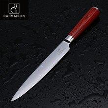 DAOMACHEN Professionelle Fleischmesser Japaese VG10 67 lagen Damaszener Stahl 8 Zoll Küchenmesser Sushi Messer Mit Palisander Hand
