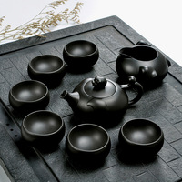 2018 Yixing Zisha tea sets gift boxes Zisha pots bowl tea cups manufacturers wholesale tea gifts