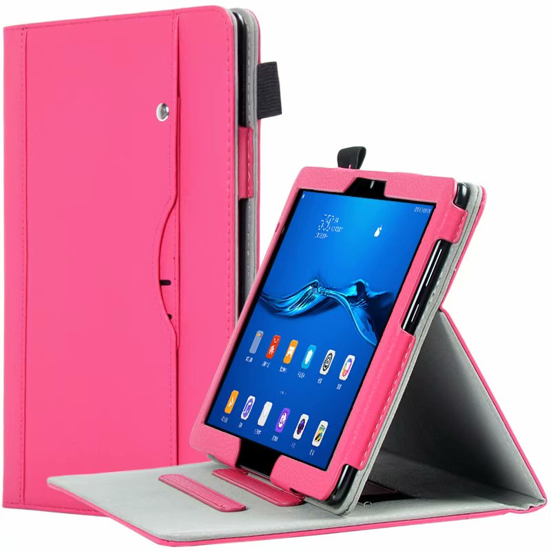 Case For Huawei T5 10 PU Leather Shockproof Tablet Case Stand Cover For Huawei Mediapad T5 10 AGS2-W09/L09/L03/W19 10.1 Inch