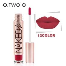 Фирма O.TWO.O, высокое качество, матовый цветной блеск для губ, легко носится, длительное действие, макияж для губ, губная помада, жидкий блеск д...(China (Mainland))