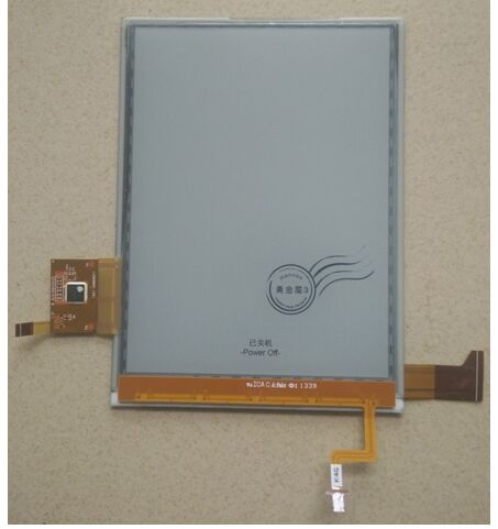 Écran tactile lcd 6 pouces ED060XH2 (LF) C1 pour Pocketbook touch Lux 623 lecteur pour Pocketbook Touch 2 édition limitée