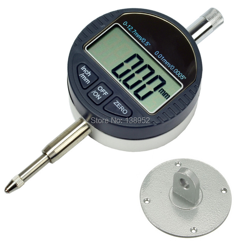 6 Digital Indicator : Digital indicator electronic micrometer micrometro