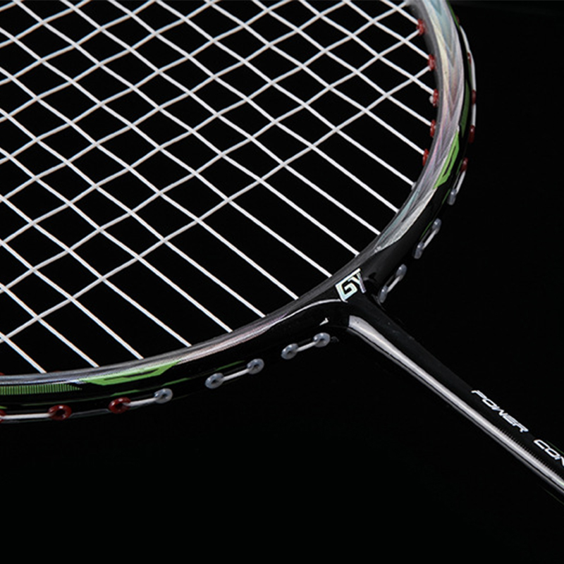 67G Ultralight Carbon Badminton Racket 7U G6 Offesive Type Professional  Racquet Ultra Light Rackets Strings Sports Gym