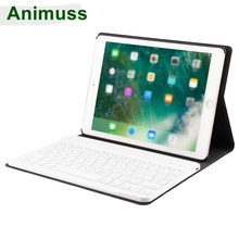 Clearance Sale!! Animuss Detachable Wireless Slim Combo Keyboard For iPad Air /Air 2/Pro 9.7/New 9.7