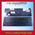 Teclado Notebook teclado do portátil Para HP Probook 4520 4520 S 4525 s 4720 S RU MP-09K13SU