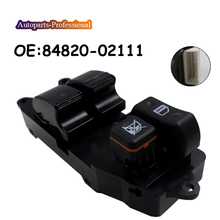 84820-02111 Electric Window Switch Lifter For Toyota Corolla Verso 2002-2007 Power Window Switch 84820-0F040/AN-880/848200211 front rh electric power window master control switch for toyota corolla auris yaris 84820 12500