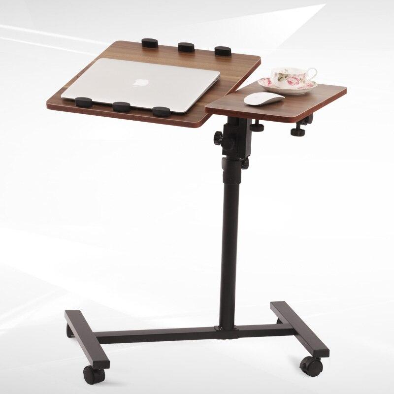 DG #6931 Берк Нотт ноутбук стол подъемная кровать ленивый Многофункциональный прикроватный comter Таблица Бесплатная доставка