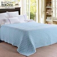 New 2016 Brand Blanket 1piece 200 230cm 100 Cotton Blanket Three Layers Gauze Throw Blanket Adult