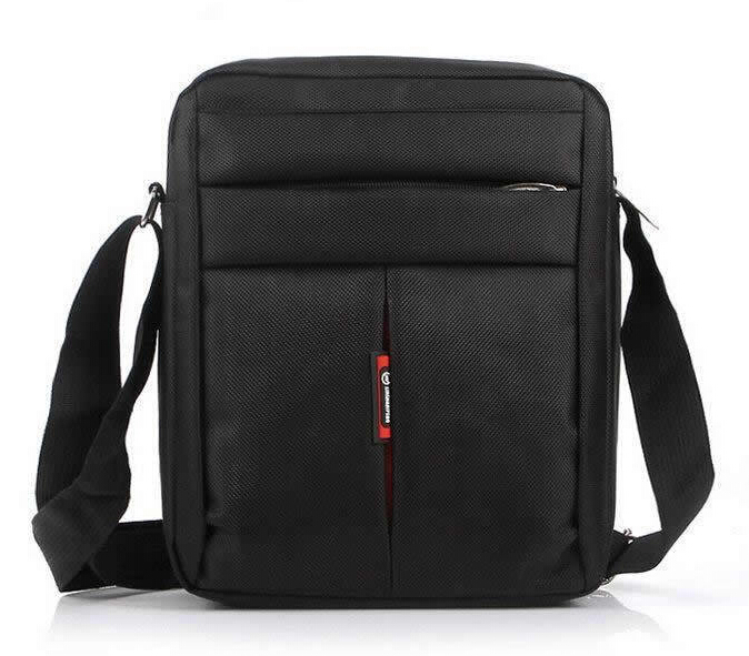 Hot Sale High Quality Mens Bag Casual Man Business Messenger Oxford Shoulder Bags Travel Black Brown Crossbody Flap hot sale mens messenger bags high quality canvas shoulder bag cool men business fashion crossbody bags casual travel bag