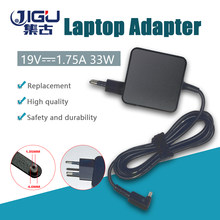 JIGU AC блок питания 19V 1.75A 4,0*1,35mm ноутбук адаптер зарядное устройство для Asus F201 F201E F202 F202E S200E