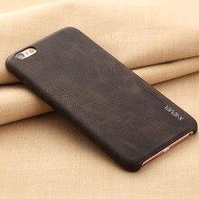 X-уровень Ретро Роскошный телефон чехол для Apple iPhone 6 6S 4.7/6 Plus 6S плюс 5.5 дюймов PU кожаный чехол для iPhone 6 6S/плюс shell