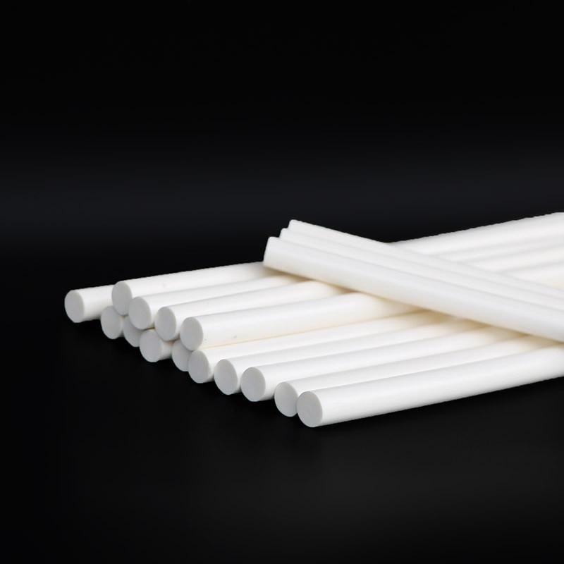 10pcs stick di colla a caldo bianco lattiginoso 11x300mm 150 gradi - Utensili elettrici - Fotografia 4