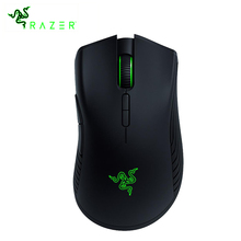 Razer Mamba Wireless Gaming Mouse True 16000 DPI 5G Optical Sensor 50 Hours Battery Life Capability 7 Programmable Buttons Gamer