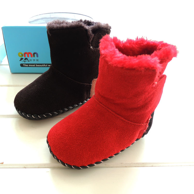 2017-Winter-OMN-Baby-Boots-Genuine-Leather-Baby-Shoes-Worm-Fleece-Infant-Kids-Booties-Indoor-Snow-boots-1