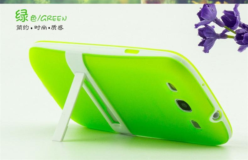 Ultratunn PC Frame TPU Soft Cover Silicon Fodral för Samsung Galaxy - Reservdelar och tillbehör för mobiltelefoner - Foto 3