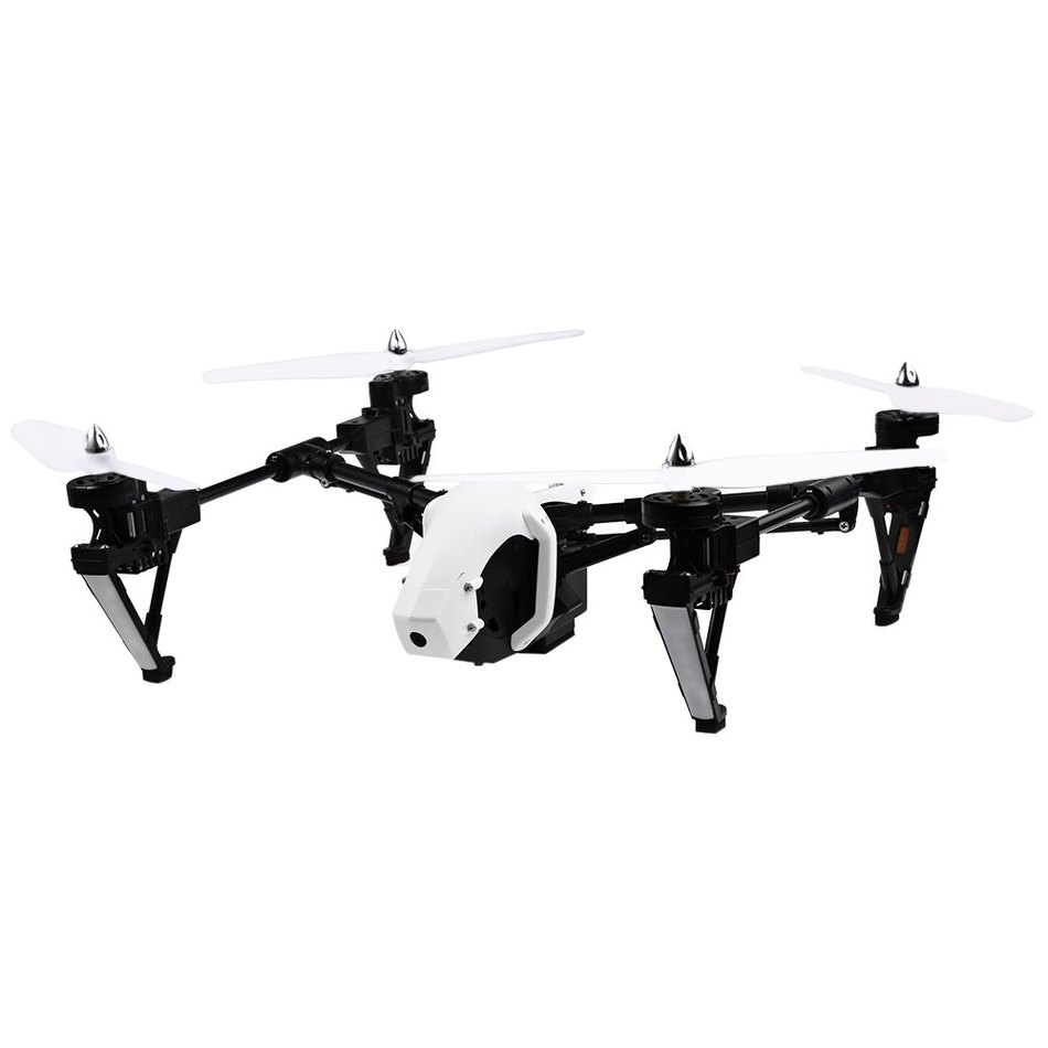 High Quality 2016 WLtoys Q333 - C 720P Camera  6-Axis Gyro 2.4G 4CH RTF RC Quadcopter Aircraft Toy Proportional Chirstmas Gifts wltoys q333 drone dron 720p camera 2 4g 4ch 6 axis gyro rtf rc quadcopter aircraft toy drones with auto return function copters