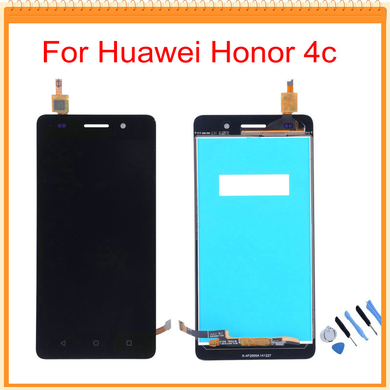 For Huawei Honor 4C LCD font b Screen b font Display with font b Touch b