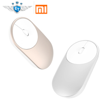 Original Xiaomi Mouse Wireless Mi Mouse Bluetooth 4.0 Portable Optical RF 2.4GHz Dual Mode Connect for Laptop PC Whitout Battery(China)