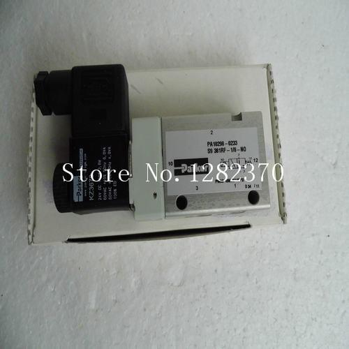 [SA] new original authentic Parker solenoid valve PA10298 0233 spot