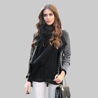 Nuovo modo di stile, coltiva la sua moralità autunno inverni MS con scollo a v cardigan a maniche lunghe di lino donne rivestimento delle donne del cappotto S2703