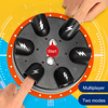 New Funny Tricky game finger lie detector Mini second generation electric party desktop decompression fun creative toys 2