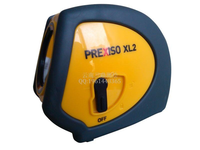 The line projectors / laser level - original authentic licensed Puri measured Prexiso XL2 laser marking instrument / laser cast line instrument marking device 5 lines the laser level